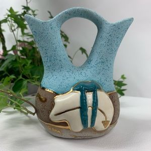 Other - Wedding base Native American Indian vase by Gina
